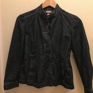 J Jill Denim Jacket - Sz 4P (K-8)